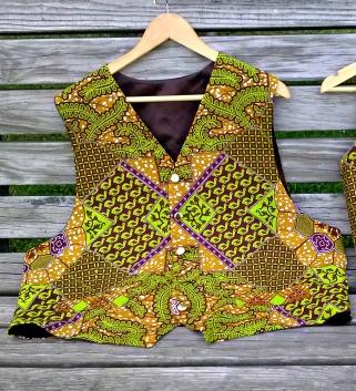 Son's vest front